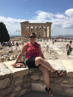 Back at the Acropolis